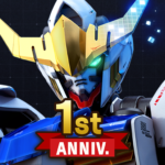 GUNDAM BATTLE: GUNPLA WARFARE 2.02.03  APK (Premium Cracked)