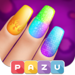 Girls Nail Salon – Manicure games for kids 1.24 (MOD, Unlimited Money)