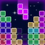 Glow Puzzle Block – Classic Puzzle Game 1.8.1  (MOD, Unlimited Money)