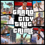 Grand City Thug Crime Gangster 2.19 (MOD, Unlimited Money)