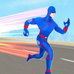 Grand Light Speed Robot Hero City Rescue Mission 2.0 (MOD, Unlimited Money)