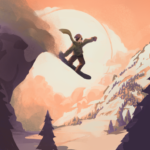 Grand Mountain Adventure: Snowboard Premiere 1.169APK (MOD, Unlimited Money)