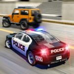 Grand Police Car Chase –  US Police Driving Games 1.0.7 (MOD, Unlimited Money)