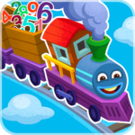 Happiness Train – Free Educational Games for Kids 1.6 (MOD, Unlimited Money)