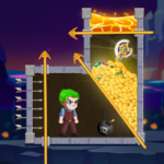 Hero pull the pin: Hero rescue 4.0 APK (MOD, Unlimited Money)