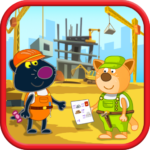 Hippo builder. Building machines 1.1.8 (MOD, Unlimited Money)