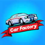 Idle Car Factory: Car Builder, Tycoon Games 2020🚓 12.9.2 (MOD, Unlimited Money)