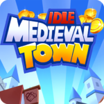 Idle Medieval Town – Tycoon, Clicker, Medieval 1.1.8APK (MOD, Unlimited Money)