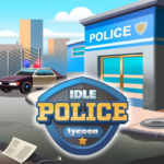 Idle Police Tycoon – Cops Game 1.1.1  (MOD, Unlimited Money)