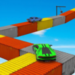 Impossible Car Stunt Game 2020 – Racing Car Games 13 (MOD, Unlimited Money)