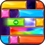 Jewel Sliding™ –  Slide Puzzle Game 1.2.9 (MOD, Unlimited Money)