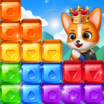 Jewels King : Castle Blast 1.3.1  (MOD, Unlimited Money)
