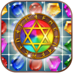 Jewels Magic Kingdom: Match-3 puzzle 1.5.16  (MOD, Unlimited Money)