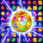 Jewels Magic: Mystery Match3 20.1125.00 (MOD, Unlimited Money)