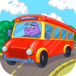 Kids bus 1.1.1(MOD, Unlimited Money)
