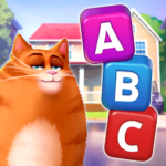 Kitty Scramble: Word Finding Game 1.218.20 APK (Premium Cracked)