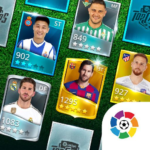 LaLiga Top Cards 2020 – Soccer Card Battle Game 4.1.4 APK (Premium Cracked)