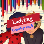 Ladybug Coloring Book & Painting 1.0.8 (MOD, Unlimited Money)