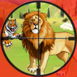 Lion Hunting – Sniper Shooting Game 1.122 APK (MOD, Unlimited Money)