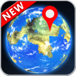 Live Earth Map GPS Satellite & Travel Navigation 1.0.1 APK (Premium Cracked)