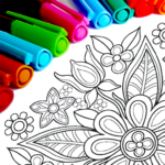 Mandala Coloring Pages 15.3.8 (MOD, Unlimited Money)
