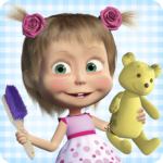 Masha and the Bear: House Cleaning Games for Girls 1.9.27APK (MOD, Unlimited Money)