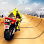 Mega Ramp Impossible Tracks Stunt Bike Rider Games 2.9.5  (MOD, Unlimited Money)