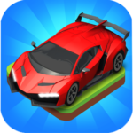 Merge Car game free idle tycoon 1.2.71 (MOD, Unlimited Money)