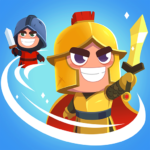 Merge Stories – Merge, Build and Raid Kingdoms! 2.3.0  (MOD, Unlimited Money)