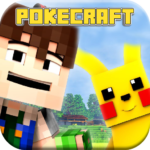 Mod PokeCraft v2.0 [+Mods, Maps, 2k20] 4.0 (MOD, Unlimited Money)