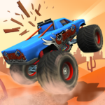 Monster trucks for Kids 1.2.2  (MOD, Unlimited Money)