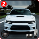 Mustang Dodge Charger: Crazy Car Driving & Stunts 1.5 (MOD, Unlimited Money)