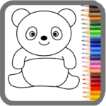 My Dino Town: Coloring Pages for Kids & Games 1.0 (MOD, Unlimited Money)