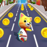 My Kitty Runner – Pet Games 1.10(MOD, Unlimited Money)