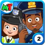 My Town : Police Station game for Kids  APK (Premium Cracked) 2.89