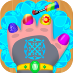 Nail salon for kids. 1.0.6 APK (Premium Cracked)