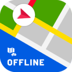Offline maps with Street View : GPS Route Tracker 1.1.7 APK (Premium Cracked)
