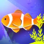 "Pocket Aquarium ""Pockerium"" 1.5.3  APK (Premium Cracked)"