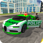 Police Chase Real Cop Driver 3d 1.5  (MOD, Unlimited Money)