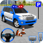 Police Jeep Spooky Stunt Parking 3D 0.4 (MOD, Unlimited Money)