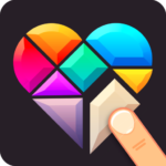 Polygrams – Tangram Puzzle Games 1.1.40 (MOD, Unlimited Money)
