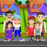 Pretend House Neighborhood 1.0.4 APK (MOD, Unlimited Money)