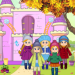 Pretend Play Doll House: Town Family Mansion Fun 1.0.8 (MOD, Unlimited Money)