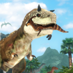 Primal Dinosaur Simulator – Dino Carnage 1.10APK (MOD, Unlimited Money)