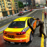 Pro Taxi Driver : City Car Driving Simulator 2020 1.1.8 (MOD, Unlimited Money)