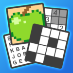 Puzzle Page – Crossword, Sudoku, Picross and more 3.51 (MOD, Unlimited Money)