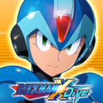 ROCKMAN X DiVE 2.1.0  APK (MOD, Unlimited Money)