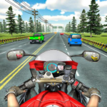 Racing In Moto Traffic Stunt Race 1.20 '(MOD, Unlimited Money)