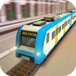 Railway Station Craft: Magic Tracks Game Training 1.0-minApi19 APK (MOD, Unlimited Money)