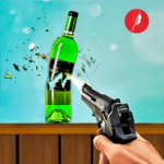 Real Bottle Shooting Free Games: 3D Shooting Games 3.2 APK (Premium Cracked)